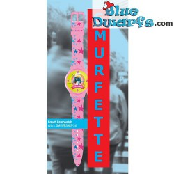 Smurfette watch (TYPE I)