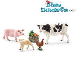 Schleich Farmlife: Farmlife animals (41424)