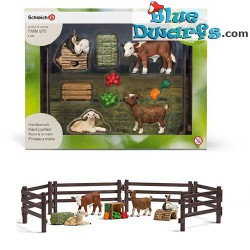 Schleich Farmlife: Children's zoo playset (21052)