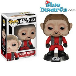 Funko Pop! Star Wars: Nien Nunb (Nr. 82)