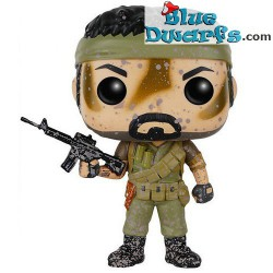 Funko Pop! Call of Duty MSGT. Frank Woods (Nr. 69)