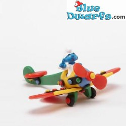 1 mic-o-mic airplanes with angel (Small plane dragonfly, Type 7A)