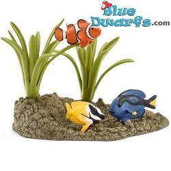 Schleich Wildlife: Ocean Set: Coral fish (Schleich 42327)