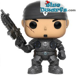 Funko Pop! Gears of War: Marcus Fenix (Nr. 112)
