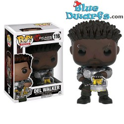 Funko Pop! Gears of War: Del Walker (Nr. 116)