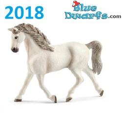 Schleich Pferde 2018:  13858 Holsteiner Stute