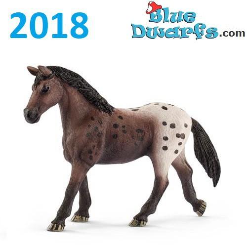 Schleich Horses 2018: Appaloosa mare (Schleich/ 13861)