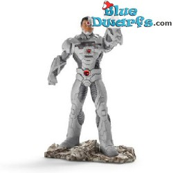 Justice Leauge playset Cyborg (Schleich 22519/ +/- 10cm)