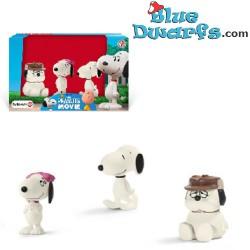 Kit de jeu 'famille' (peanuts/ Snoopy,22049)