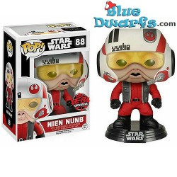 Funko Pop! Star Wars: Nien Nunb (Nr. 88)
