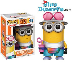 Funko Pop! Despicable Me 3: Tourist Jerry (Nr. 419)