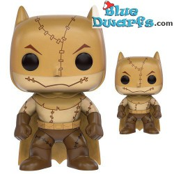 Funko Pop! Super Heroes: Scarecrow Impopster (Nr. 125)