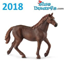 Schleich Horses 2018: English thoroughbred mare (Schleich/ 13855)