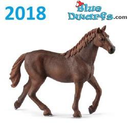 Schleich Pferde 2018: Englisch Vollblut Stute (Schleich/ 13855)