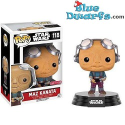 Funko Pop! Star Wars: Maz Kanta (Nr. 118)