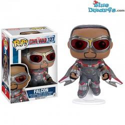 Funko Pop! Civil War/ Captain America (Marvel): Falcon (Nr. 127)