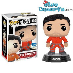 Funko Pop! Star Wars: Poe Dameron (Nr. 120)