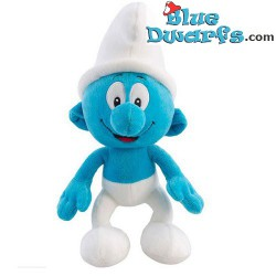 Smurf Plush: Normal smurf (+/- 25 cm)