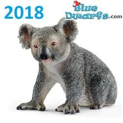 Schleich Wildlife 2018: Koalabär (14815, +/-5 x5 x 4 cm)