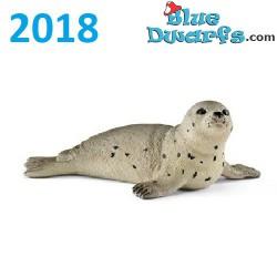 Schleich Wildlife 2018: Seal cub (14802, +/-6 x 2,5 x 4 cm)