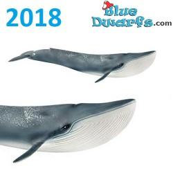 Schleich Wildlife 2018: Blue whale (14806, +/-28 x7 x 11 cm)
