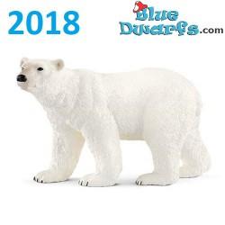 Schleich Wildlife 2018: Polar bear (14800, +/-10 x 7 x 5 cm)