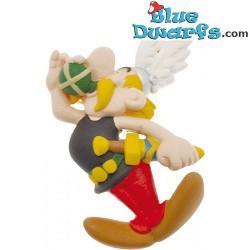 Plastoy 3 x Mini-Magnet Asterix mit Zaubertrank (Nr. 70020)