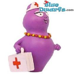 Plastoy Krankenschwester Barbabella (Nr. 65624)