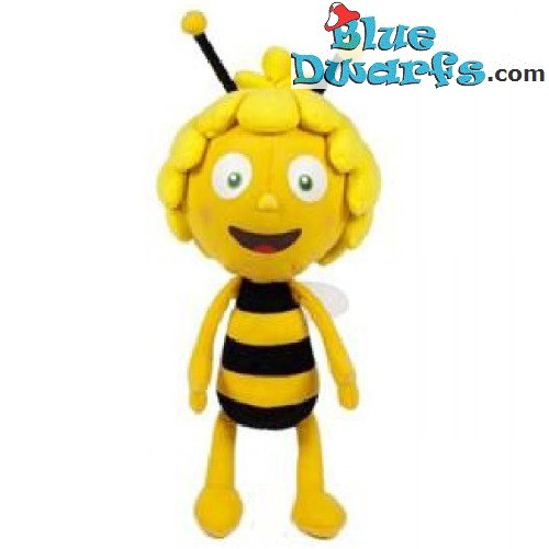 Plush: Maya the Bee  (+/- 30cm)