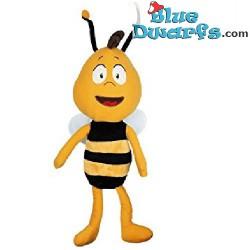 Jouet en peluche: Maya l'abeillej: Willy (+/- 30cm)