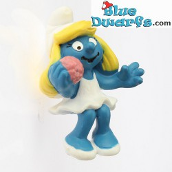 40602: Smurfette's Bedroom MIB