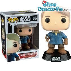 Funko Pop! Star Wars: Han Solo SNOWGEAR (Nr. 86)