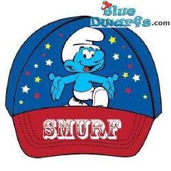 "Smurf cap ""STARS"" (+/- 52cm)"