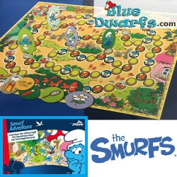 Smurf Boardgame: The big smurf adventure!
