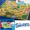 Papa's smurf's birthday boardgame