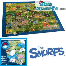 Smurf game (boardgame)