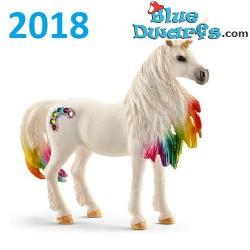 Bayala: Schleich Bayala Rainbow unicorn mare (70524/ 2018)