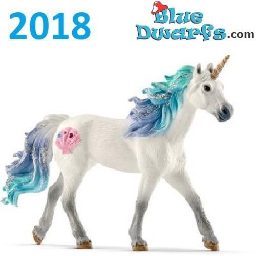 Bayala Schleich Unicornio Bajo El Agua 70571 2018 Bluedwarfs
