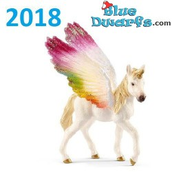 Bayala: Schleich foal winged Rainbow unicorn (70577/ 2018)