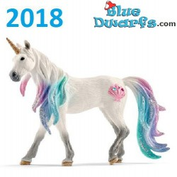 Bayala: Schleich Sea Unicorn mare (70570/ 2018)