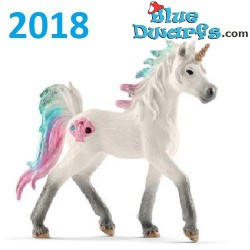 Bayala: Schleich Sea Unicorn foal (70572/ 2018)