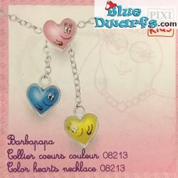 Barbapapa children necklace MULTICOLOR (+/- 40cm)