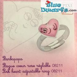 Barbapapa ring (+/- 1,5 cm)