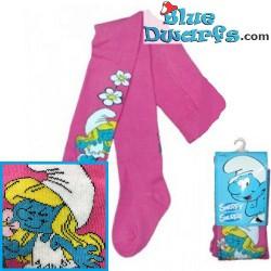 1 paar Smurfen kinder sokken lang (62-74cm)