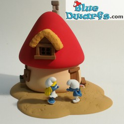 Fariboles Cottage Smurfette (350 pieces/2018)