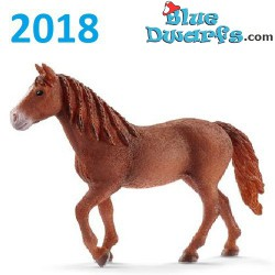 Schleich Pferde 2018: 13870 Morgan Horse Stute