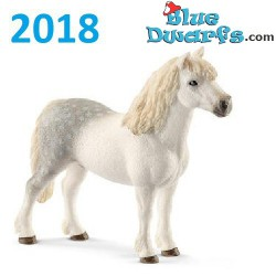 Schleich Horses 2018: Welsh pony stallion (Farmworld: 13871)