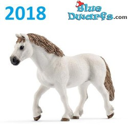 Cavalli Schleich 2018:  Giumenta Welsh-Pony (Farmworld: 13872)