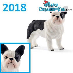 Schleich animals 2018: French bulldog (13877)