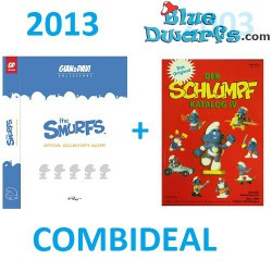 Smurf catalogue 2003 Gaschers (German)
